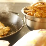 cooking chicken to freeze