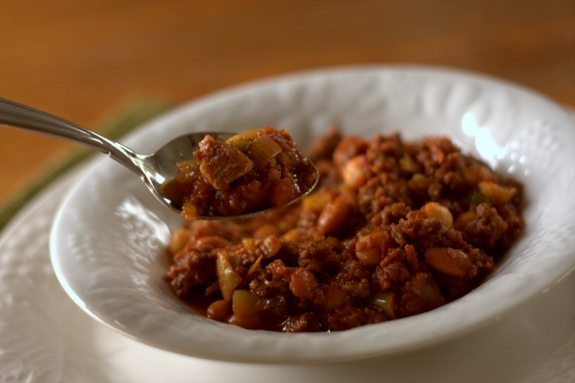 Prize Winning Chili For A Crowd
